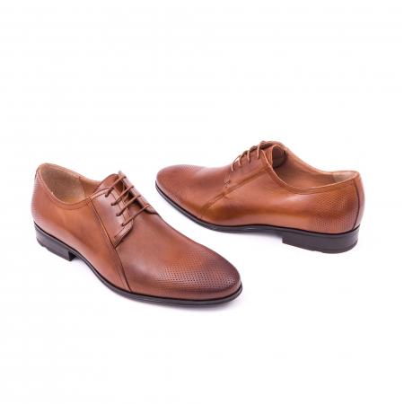 Pantofi barbat LFX 743 coniac2