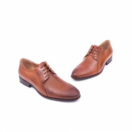 Pantofi barbat LFX 743 coniac1