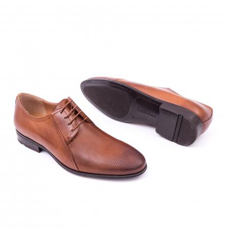 Pantofi barbat LFX 743 coniac6