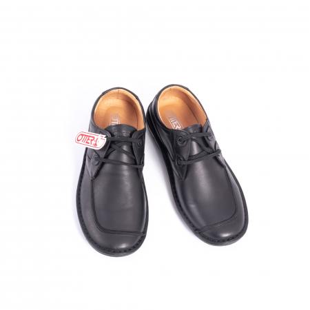 Pantofi barbat OT 1000 negru