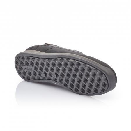 Pantofi casual dama, stretch Rieker 44260, negru2