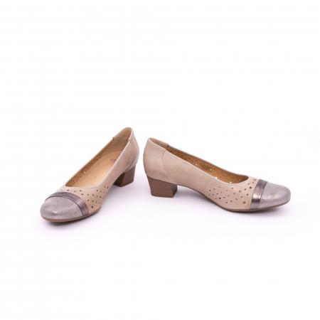 Pantofi dama marca ARA 12-35867 bej3