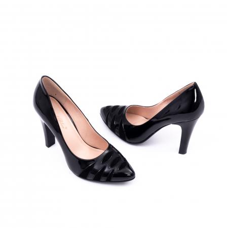 Pantofi eleganti dama 6045 negru3