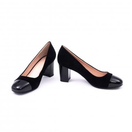 Pantofi eleganti dama 6046 negru4