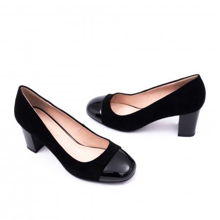 Pantofi eleganti dama 6046 negru2
