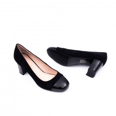 Pantofi eleganti dama 6046 negru3