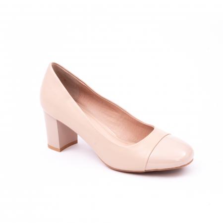 Pantofi eleganti dama 6046 nude0