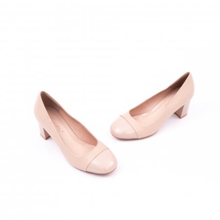 Pantofi eleganti dama 6046 nude1