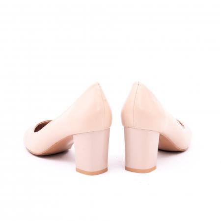 Pantofi eleganti dama 6046 nude7