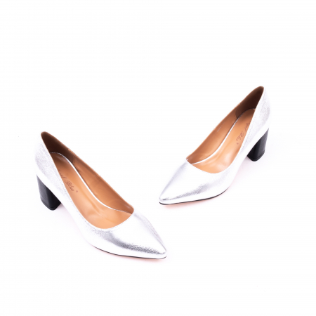 Pantofi eleganti dama 945 argintiu1