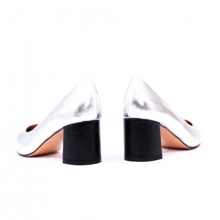 Pantofi eleganti dama 945 argintiu6
