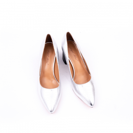 Pantofi eleganti dama 945 argintiu5