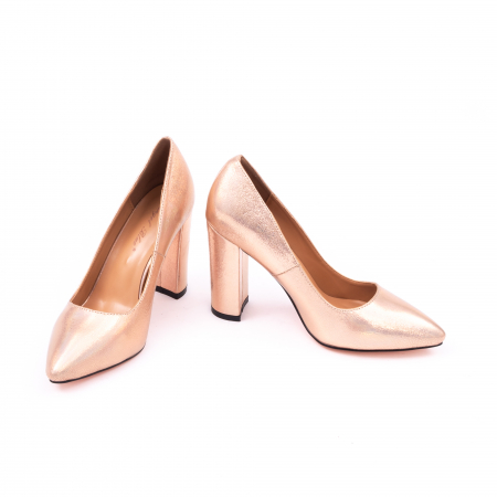 Pantofi eleganti dama 946 auriu4