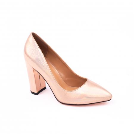 Pantofi eleganti dama 946 auriu0