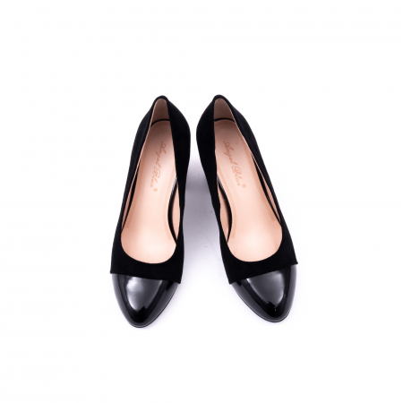 Pantofi eleganti dama 9502 negru5