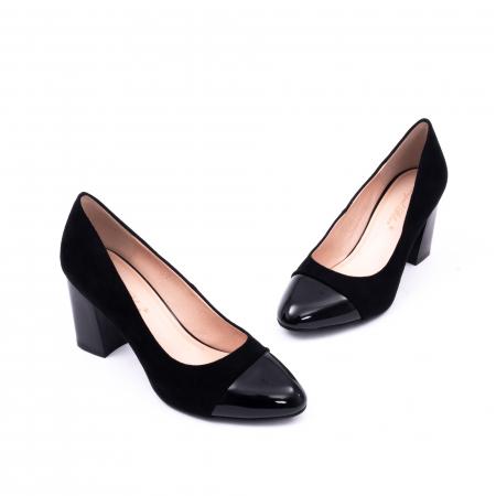 Pantofi eleganti dama 9502 negru1