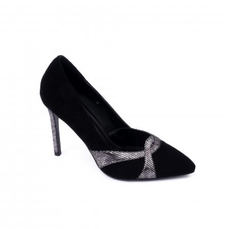 Pantofi eleganti dama 9511 negru.0