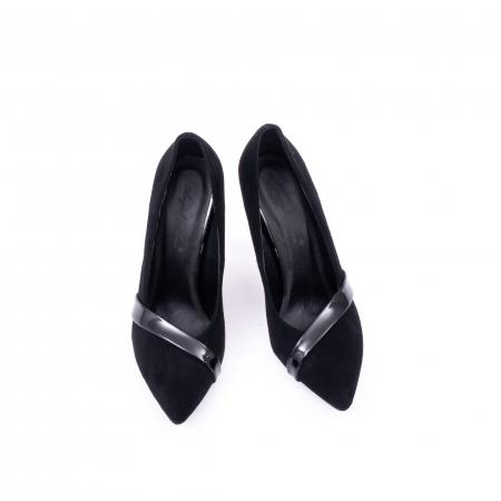 Pantofi eleganti dama 9516 negru