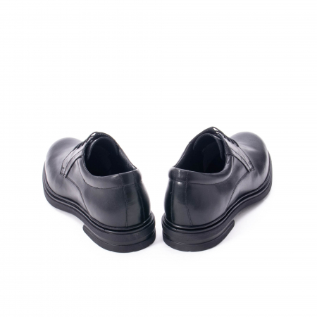 Pantofi eleganti de barbat din piele naturala,  998 negru6