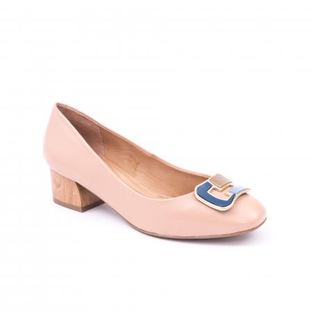 Pantofi eleganti EPICA OE8751 - bej0