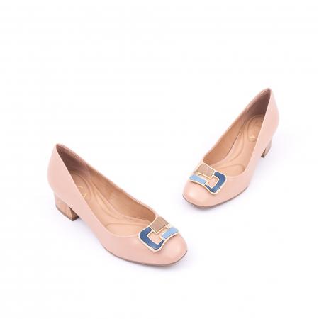 Pantofi eleganti EPICA OE8751 - bej1