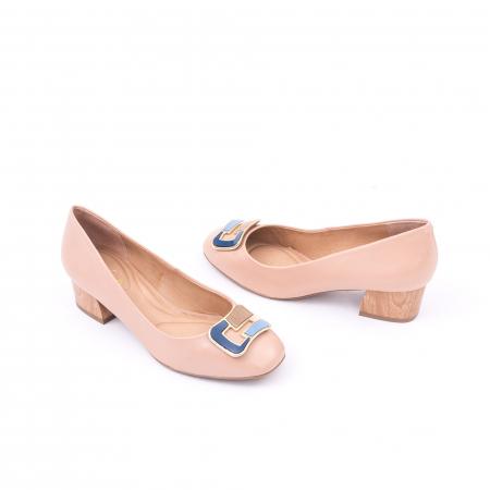 Pantofi eleganti EPICA OE8751 - bej3