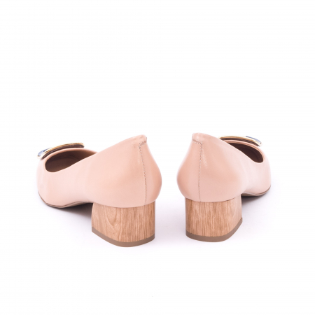Pantofi eleganti EPICA OE8751 - bej6
