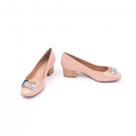Pantofi eleganti EPICA OE8751 - bej4