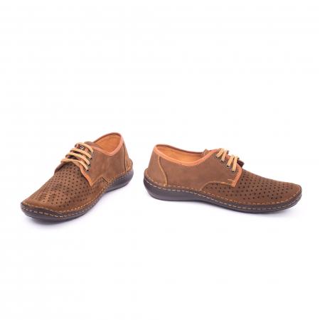 Pantofi vara barbat OT 9558 maro