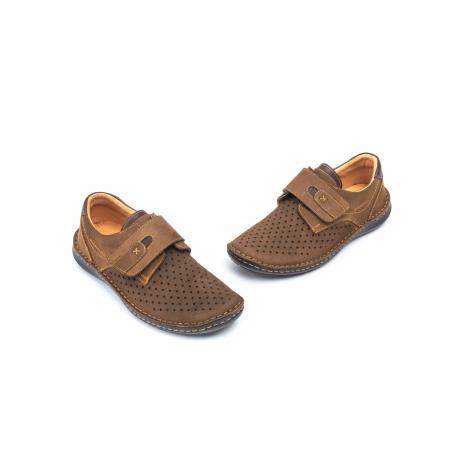 Pantofi vara barbati OT 9583 maro1