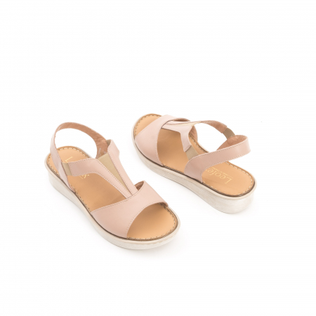 Sandale casual LFX 215 taupe