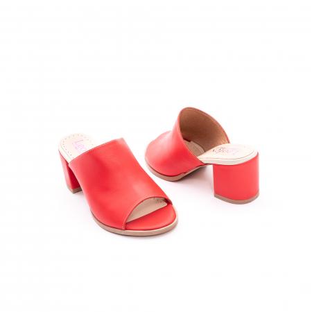 Sandale dama LFX 226 rosu box3