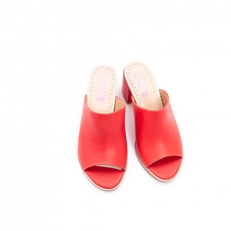 Sandale dama LFX 226 rosu box5