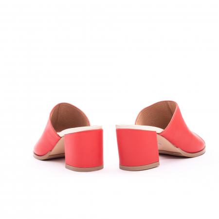 Sandale dama LFX 226 rosu box6