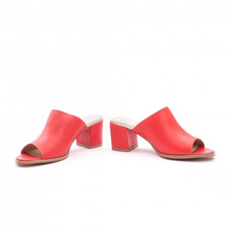 Sandale dama LFX 226 rosu box4