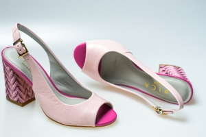 Sandale elegante dama  EPICA OE 6446-274-496 10-N1