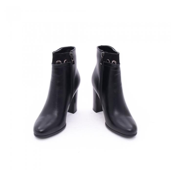 Botine elegante dama VN9327-1 Black