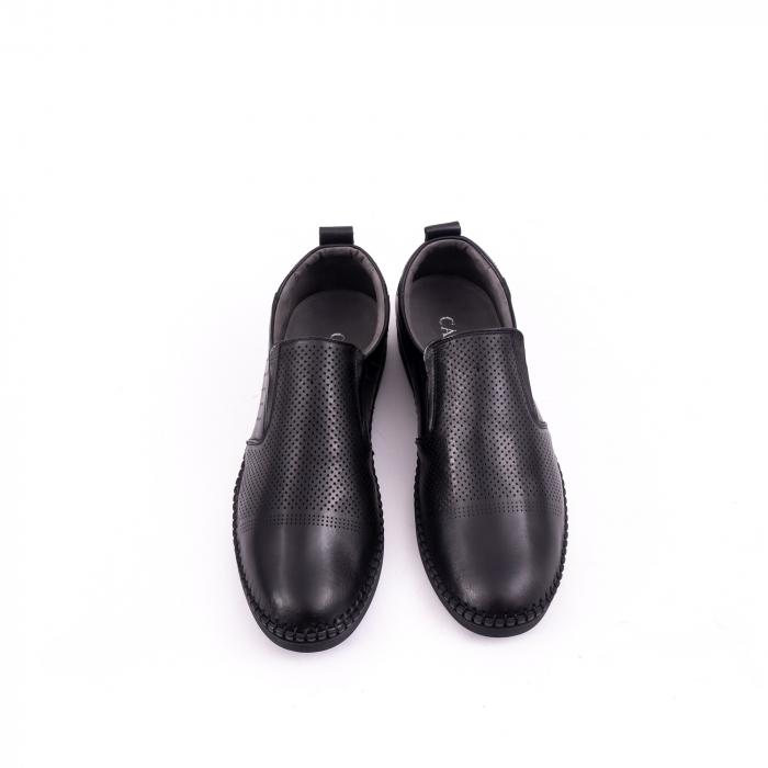 Pantof casual barbat 191543 negru