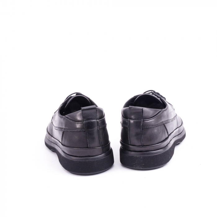 Pantof casual CataliShoes 182506 STAR negru