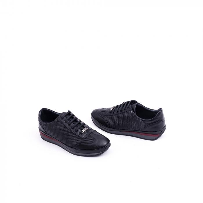Pantof casual CataliShoes 191535 STAR negru