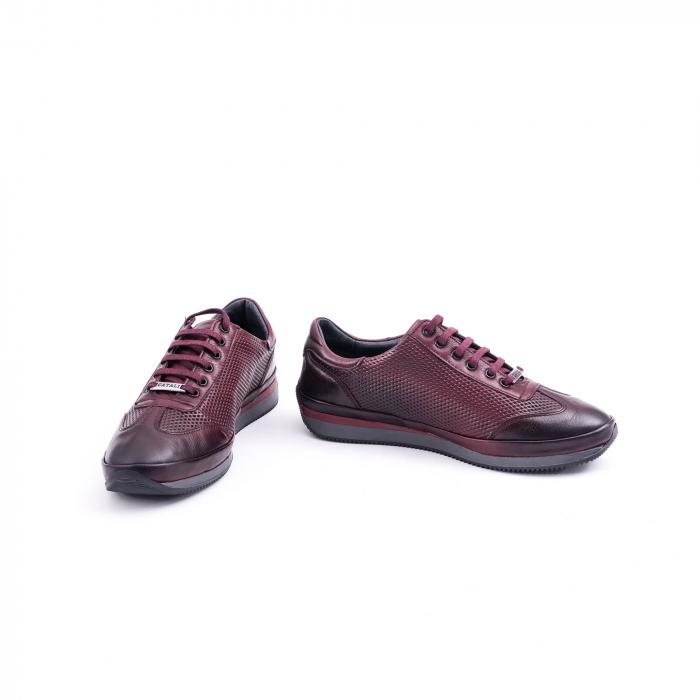 Pantof casual CataliShoes 191535 STAR visiniu