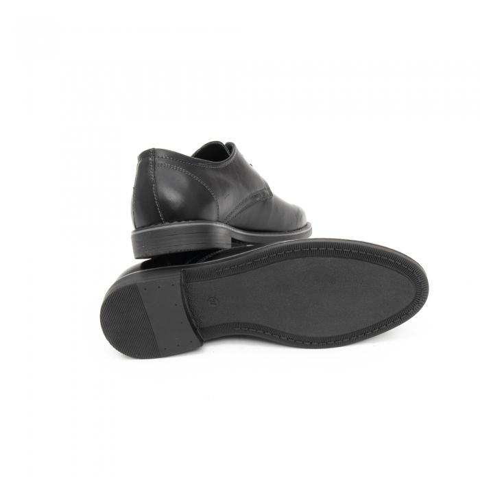 Pantof casual copii LFX 578 negru box