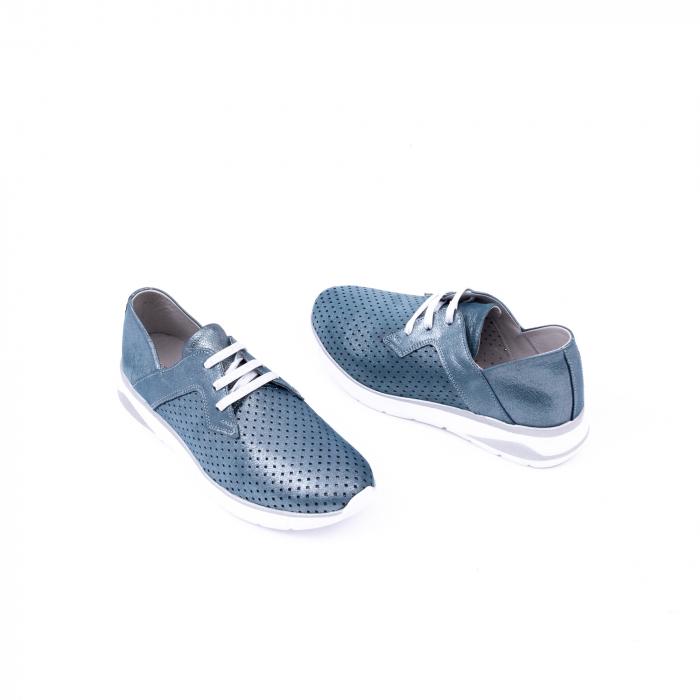 Pantof casual dama 191647 bleu