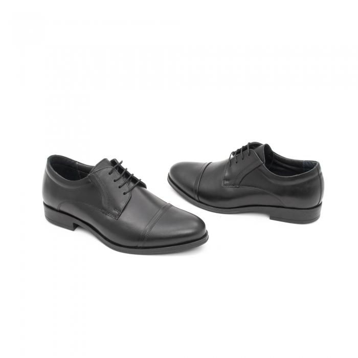 Pantof elegant barbat LFX 930 negru