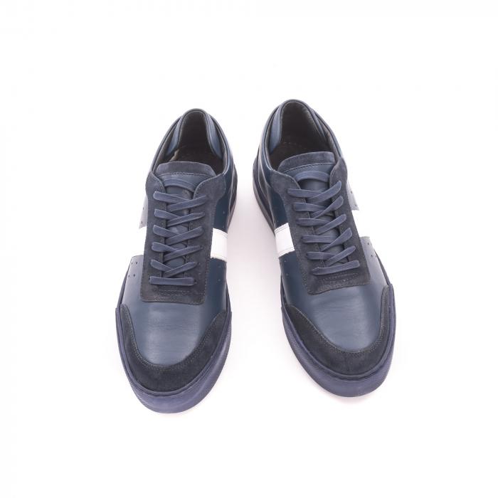Pantofi casual barbat 523 blue