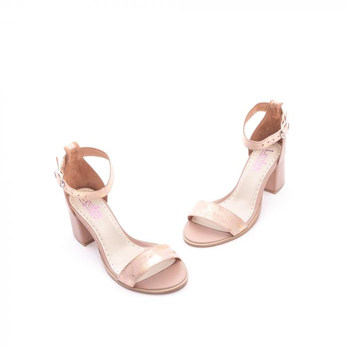 Sandale dama LFX 128 nude