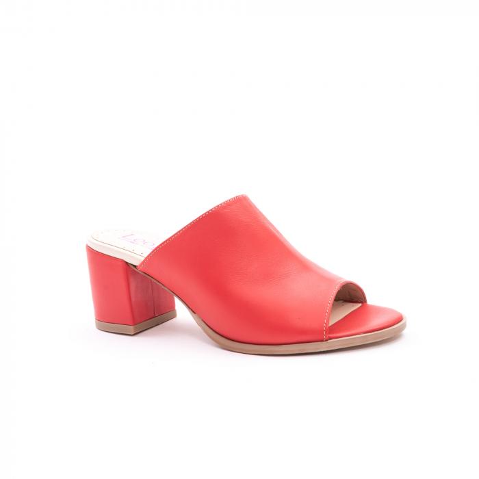 Sandale dama LFX 226 rosu box