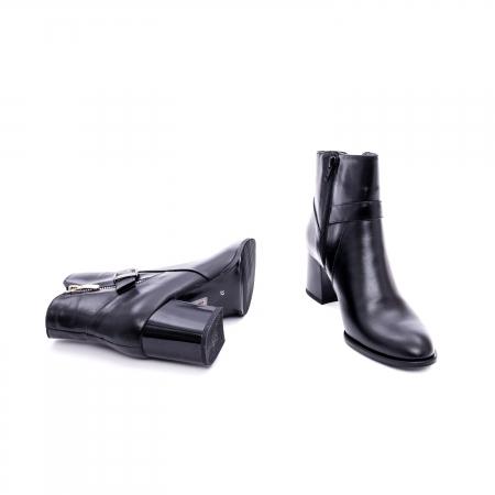 Botine elegante dama marca Nike Invest G 1151 negru