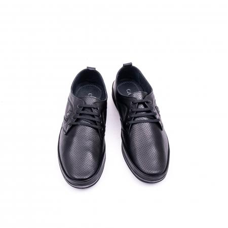 Pantof casual 191538 negru