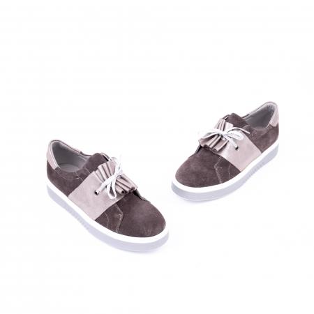 Pantof casual 191654 taupe